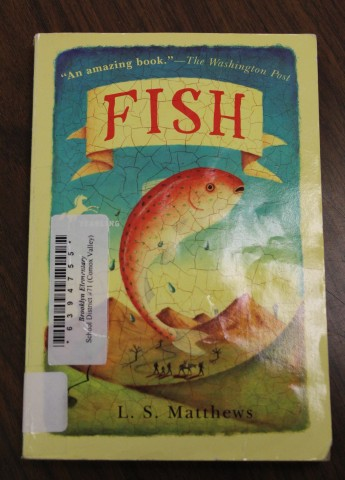 Fish: Front Cover